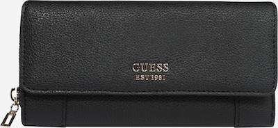 GUESS Portemonnaie 'Naya' in gold / schwarz, Produktansicht