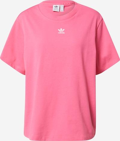 ADIDAS ORIGINALS Shirt in pink, Produktansicht
