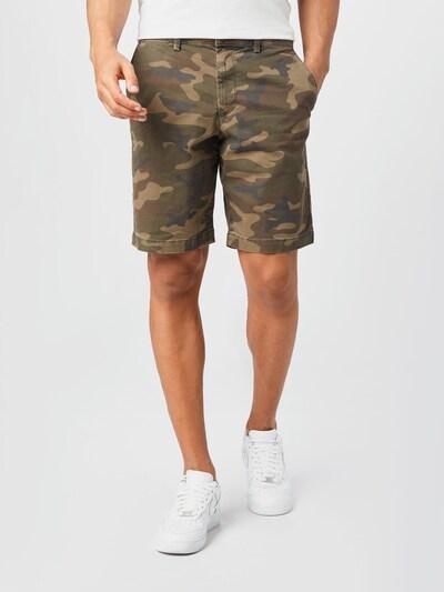 GAP Chino nohavice - tmavomodrá / tmavohnedá / kaki / púdrová, Model/-ka
