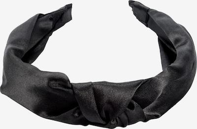 HALLHUBER Haarband in schwarz, Produktansicht