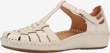 PIKOLINOS Sandale in Weiß