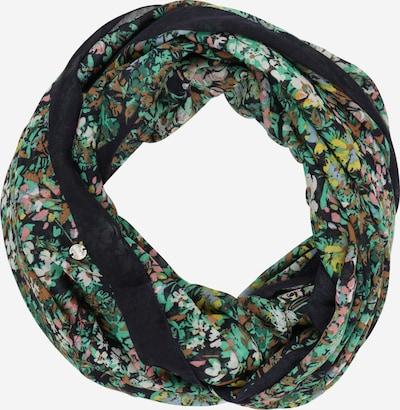 ESPRIT Schal in navy / gelb / jade / altrosa / weiß, Produktansicht