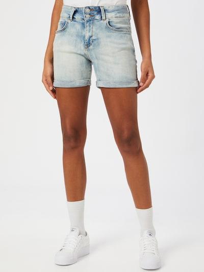 LTB Jeans 'BECKY' i ljusblå, På modell
