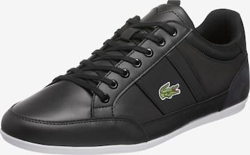 LACOSTE Sneaker 'Chaymon' in Schwarz