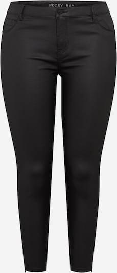 Noisy May Curve Pantalon 'Kimmy' en noir, Vue avec produit