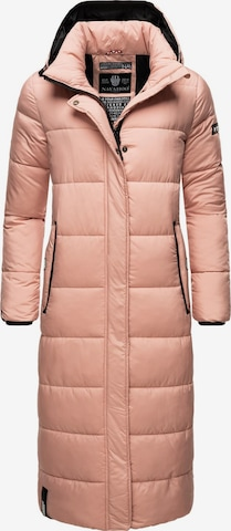 NAVAHOO Mantel 'Isalie' in Pink