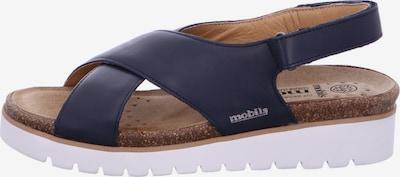 MEPHISTO Sandalen/Sandaletten in blau, Produktansicht
