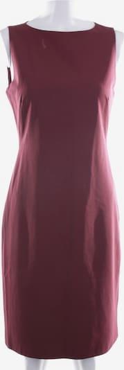 Theory Kleid in XXS in bordeaux, Produktansicht