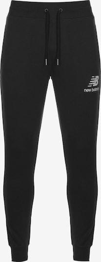 new balance Športne hlače | rdeča / črna / bela barva: Frontalni pogled