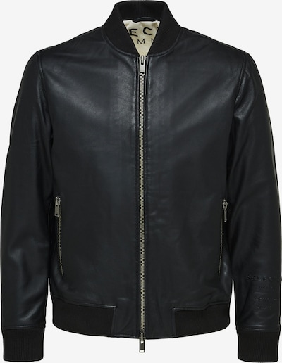 SELECTED HOMME Jacke 'Iconic' in schwarz, Produktansicht