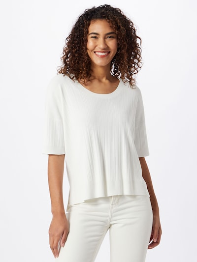 SELECTED FEMME Pullover 'WILMA' in weiß, Modelansicht