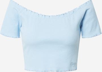 Buffalo Apparel Shirt 'SYLVIE' in Blauw