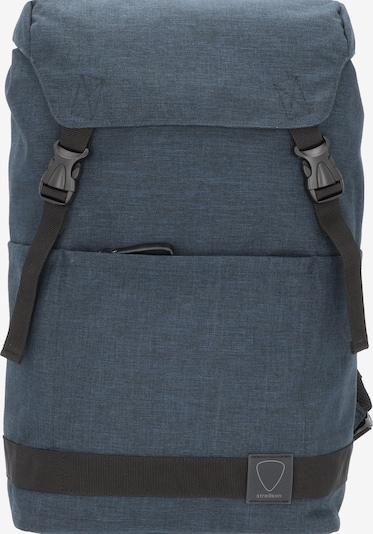 STRELLSON Rugzak in de kleur Duifblauw, Productweergave