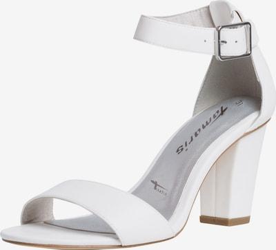 TAMARIS Sandalen met riem in de kleur Wit, Productweergave