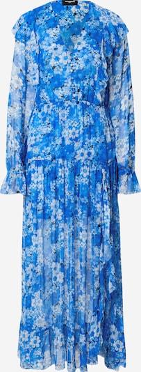 The Kooples Dolga srajca | modra / bela barva, Prikaz izdelka