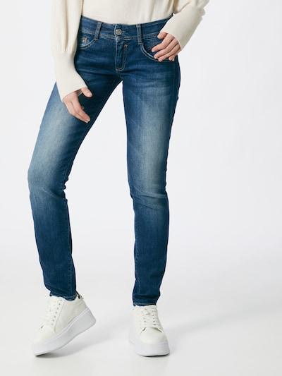 Herrlicher Jeans 'Gila' in dunkelblau, Modelansicht