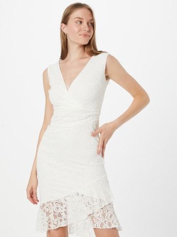 Sistaglam Dress 'IVANA' in White