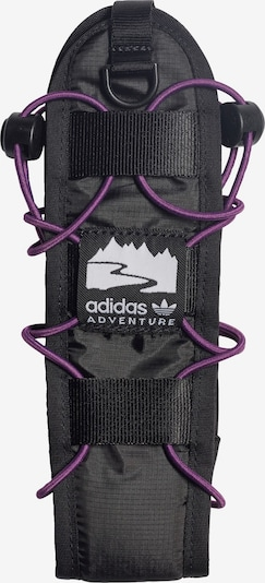 ADIDAS ORIGINALS Flaschenhalter 'Adventure' in schwarz, Produktansicht
