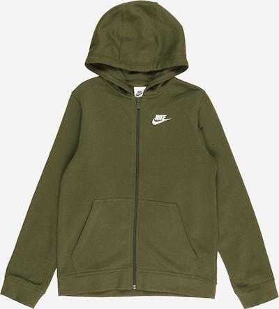Nike Sportswear Gornji dio trenirke u tamno zelena, Pregled proizvoda