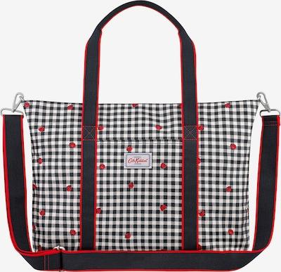 Cath Kidston Autiņbiksīšu soma, krāsa - gaiši pelēks / sarkans / melns, Preces skats