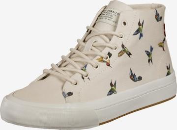 LEVI'S Sneaker 'Summit Mid' in Beige