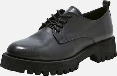 INUOVO Chaussure à lacets en noir, Vue avec produit