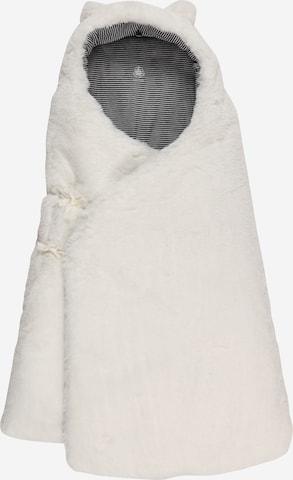 PETIT BATEAU Sleeping Bag 'NID D'ANGE' in White