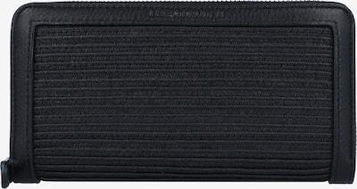 FREDsBRUDER Geldbörse 'Straw' in schwarz, Produktansicht