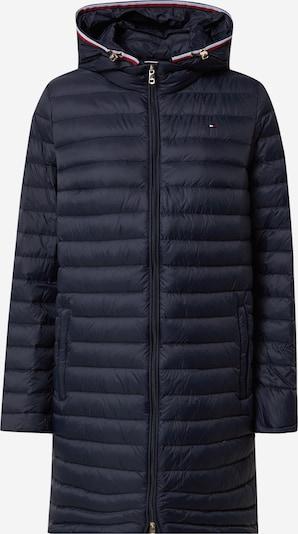 TOMMY HILFIGER Manteau d'hiver 'BELLA' en bleu foncé / rouge / blanc, Vue avec produit