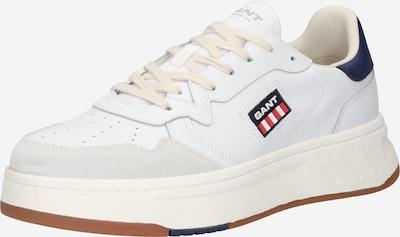 Sneaker low 'Kazpar' GANT pe albastru închis / roși aprins / alb, Vizualizare produs