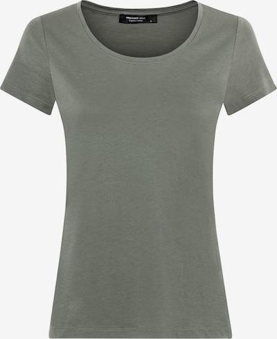 HALLHUBER T-Shirt in dunkelgrün, Produktansicht