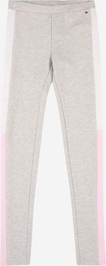 TOMMY HILFIGER Leggings in grau / rosa / weiß, Produktansicht