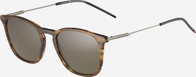 TOMMY HILFIGER Slnečné okuliare '1764/S' - hnedá / kaki / čierna, Produkt