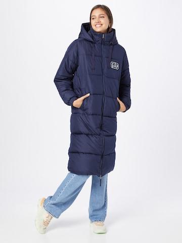 GAP Winter Coat in Blue