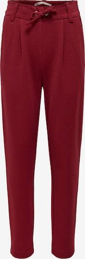 KIDS ONLY Pantalon en rouge, Vue avec produit