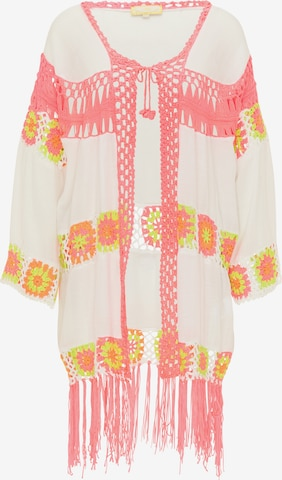 MYMO Kimono i hvit