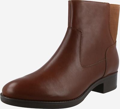 GEOX Ankle Boots 'FELICITY' in braun, Produktansicht
