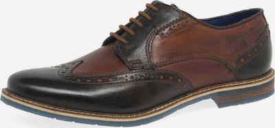 bugatti Snøresko 'Adamo' i brun, Produktvisning