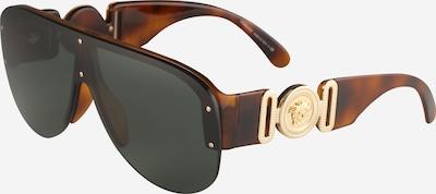 Ochelari de soare '0VE4391' VERSACE pe maro / auriu, Vizualizare produs