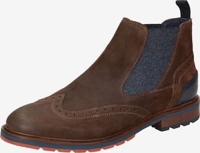 SIOUX Chelsea Boots ' Timidor-700 ' in braun, Produktansicht