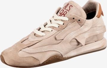A.S.98 Sneakers 'Prize' in Beige
