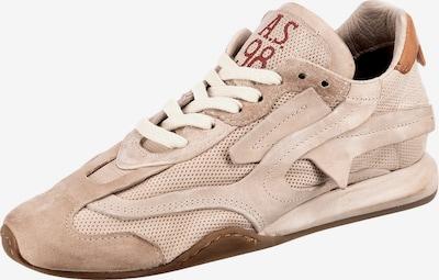 A.S.98 Sneaker 'Prize' in beige / braun, Produktansicht