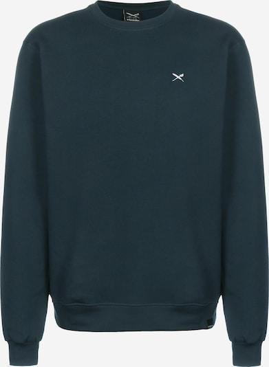 Iriedaily Sweater ' Mini Flag 2 Crew ' in blau, Produktansicht