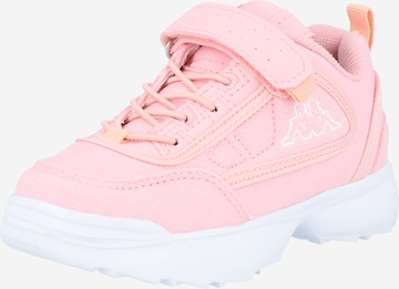 KAPPA Sneaker 'RAVE SUN' in Pink