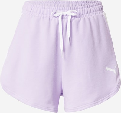 PUMA Sportovní kalhoty 'Modern Sports 3' - světle fialová / bílá, Produkt