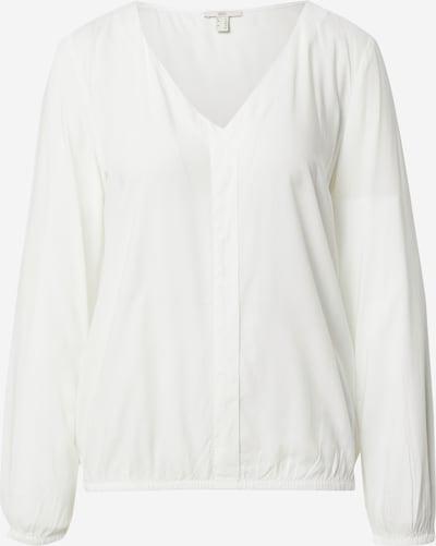 EDC BY ESPRIT Bluse in offwhite, Produktansicht