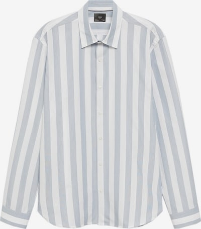 MANGO MAN Košile - pastelová modrá / bílá, Produkt
