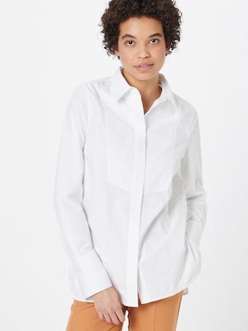 DAY BIRGER ET MIKKELSEN Bluse 'Calisto' in Weiß