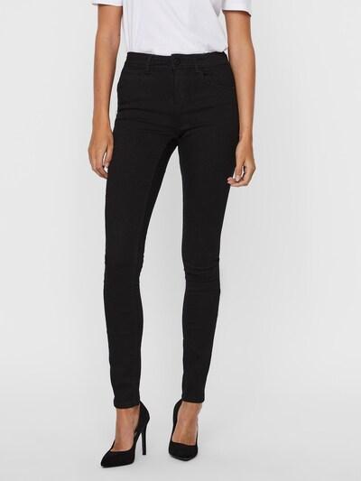 Noisy may Jeans 'Jen' in schwarz, Modelansicht
