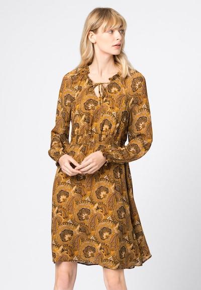 HALLHUBER Kleid  'Georgette' in mischfarben, Modelansicht